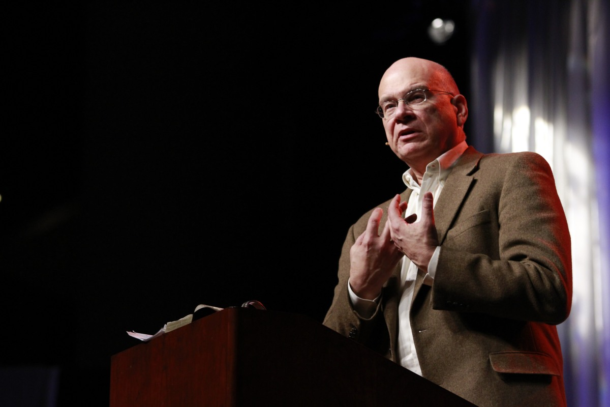 "Tim Keller on the Death of the ""Mushy Middle"""