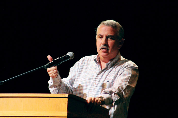 A Summary on an Evening with ThomasFriedman