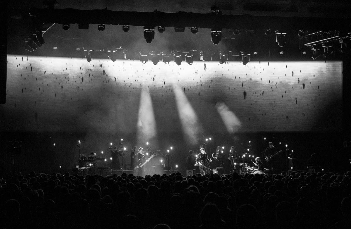 Sigur Ros in Concert