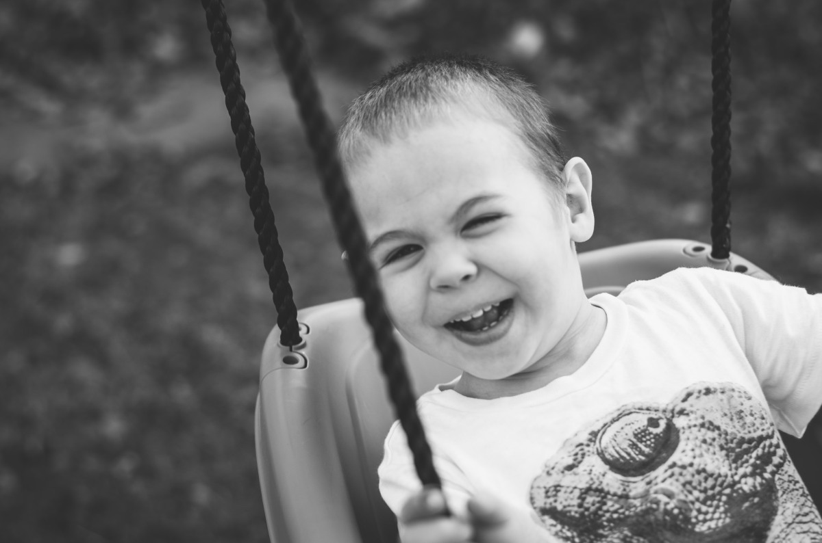 I Have No Idea How to Talk About My Son's Disabilities