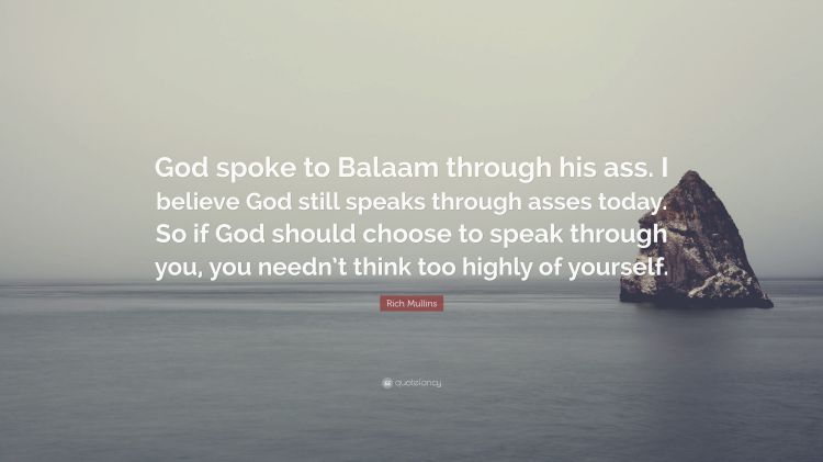 3029246-Rich-Mullins-Quote-God-spoke-to-Balaam-through-his-ass-I-believe