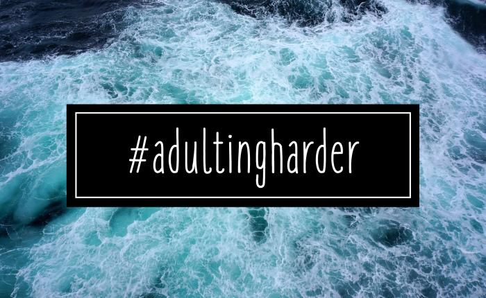Eight ways of #adultingharder