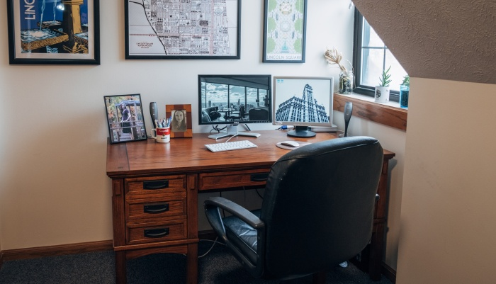 Desk Space // HeadSpace