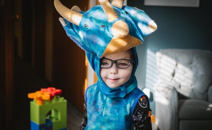 Ezra: Age Three